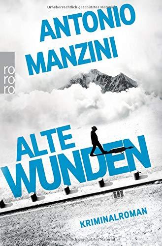 Buchseite und Rezensionen zu 'Alte Wunden (Rocco Schiavone ermittelt, Band 3)' von Antonio Manzini
