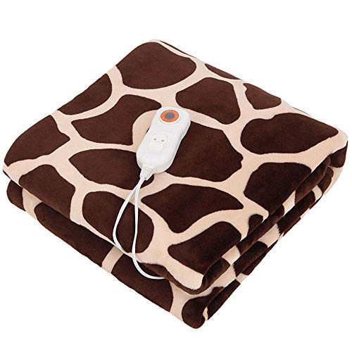 XHCP Winter 9 Temperature Adjustable Electric Blanket, Washable Heating Blanket, Rapid Temperature Rise, Low Energy Consumption, 160 * 120cm