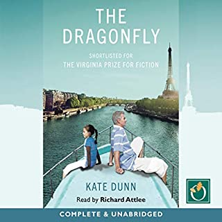 The Dragonfly cover art