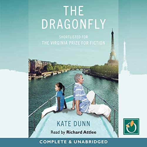 The Dragonfly audiobook cover art