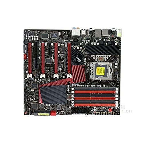 MPGIO Placas Base de computadora FIT FOR ASUS Rampage III Extreme DDR3 LGA 1366 24GB X58