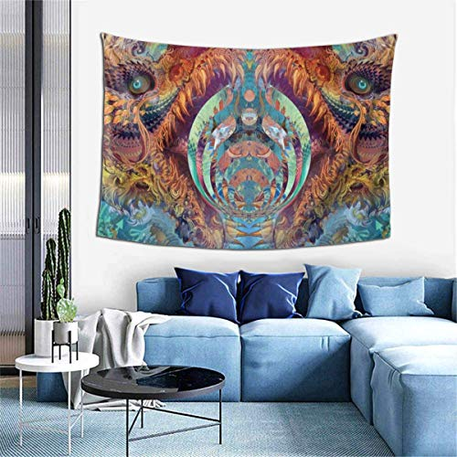 shenguang Bass-NEC-Tar Music Colorful Durable Tapestry Wall Hanging Stylish Home Decoration Art Print Resuable Wall Blanket for Dorm Living Room Bedroom Hotel 80'X60'