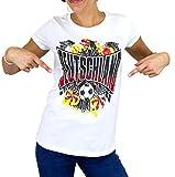 Deutschland Europameisterschaft EM 2016 Women T-Shirt Fanshirt