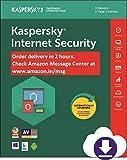 Kaspersky Internet Security Latest Version- Multi-Device- 3 Users, 1 Year