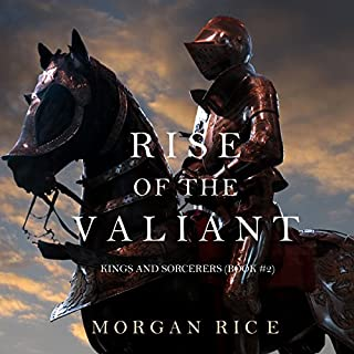 Rise of the Valiant audiobook cover art