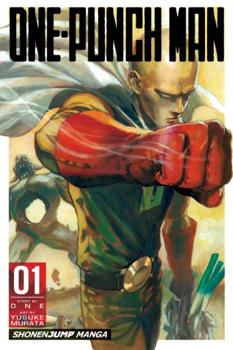 One-Punch Man, Vol. 1 (English Edition)