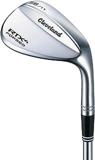 クリーブランドゴルフ(Cleveland GOLF) サンドウェッジ RTX4 FORGED ウエッジ 56Std ダイナミックゴールドシャフト S200 スチール メンズ 右 ロフト角:56度 フレックス:S