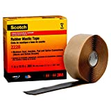 3M 2228 Scotch Moisture Sealing Electrical Tape, 1 in x 10 ft x 0.65 in