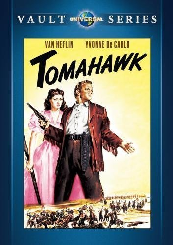 Tomahawk by Universal Studios by George Sherman