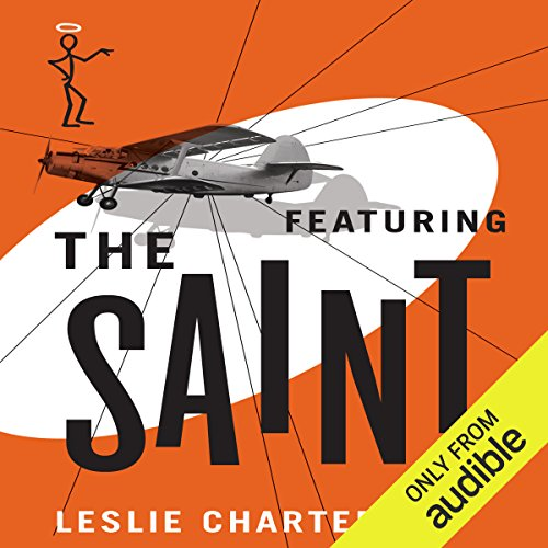 Featuring the Saint audiobook cover art