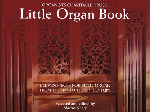 little organ book - 3