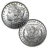 1881 P Morgan Silver Dollar BU $1 Brilliant...