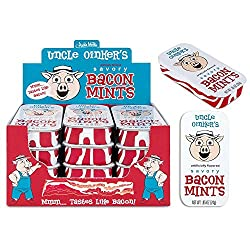 Bacon Mints - Funny Bacon Gag Gifts