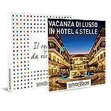 SMARTBOX - Cofanetto regalo coppia - idee regalo originale - 2 giorni di lusso in hotel 4 stelle