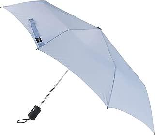 Lewis N. Clark Automatic Travel Umbrella, Blue (Blue) - 413BLU