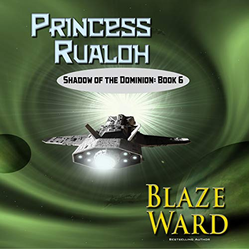 Princess Rualoh audiobook cover art