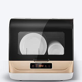 CuiCui Lavavajillas Automático Inteligente De Sobremesa De Instalación Doméstica Mini Pequeña Máquina De Lavado De Vajilla Inteligente De Secado Al Aire