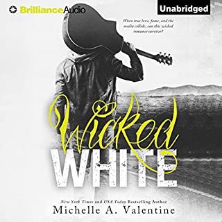 Wicked White: Wicked White, Book 1 cover art
