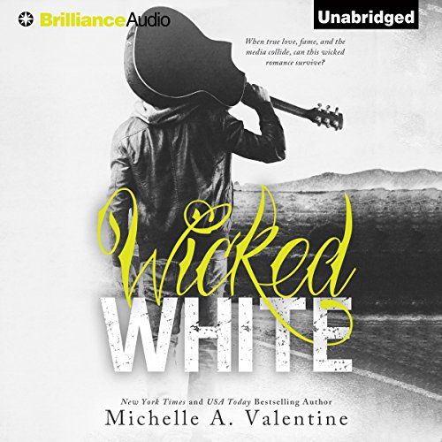 Wicked White: Wicked White, Book 1 audiobook cover art
