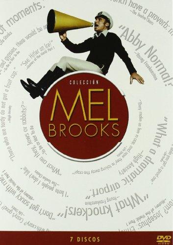Pack Mel Brooks (Máxima Ansiedad/ La Loca Historia Del Mundo / Qué...