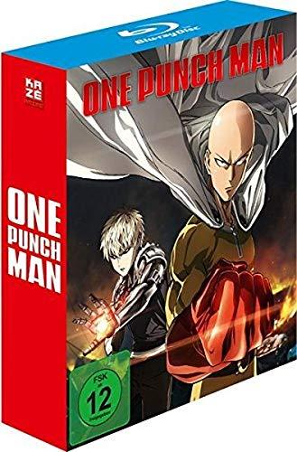 One Punch Man - Staffel 1 - Gesamtausgabe - [Blu-ray]