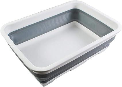 Kitabetty Lavabo Plegable, lavavajillas portátil ...