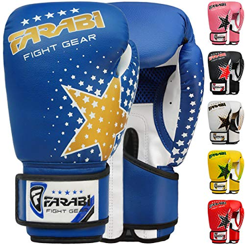 Luvas Boxeo Ninos Marca Farabi Sports