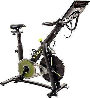 FITBOX PRO 最上位機種 フィットネスバイク 21.5 inch モニター トレーニングプログラム エアロバイク スピンバイク プライベートジム (本体)…