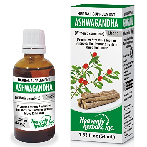 Ashwagandha Drops – All Natural H…