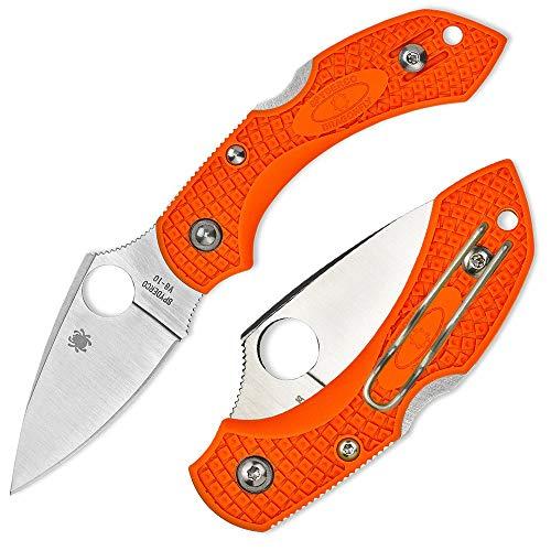 Spyderco Taschenmesser Dragonfly Orange FRN, M