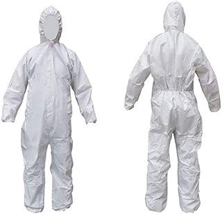 Ballylelly Sicherheit Schutz Kleidung Einwegoverall Staubdichte Kleidung Isolationskleidung Arbeitsanzug Einteilige Vliesstoffe