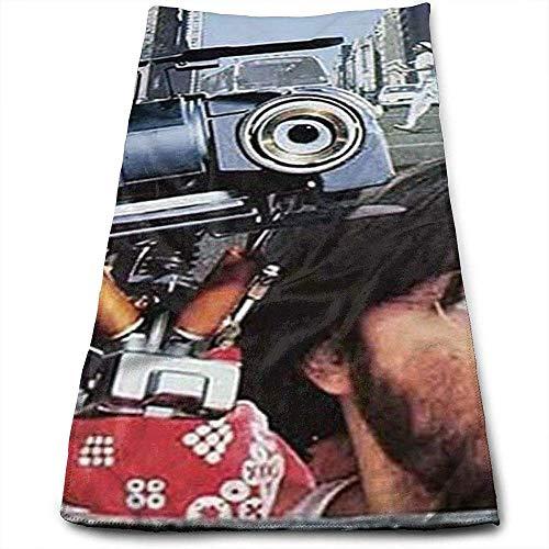 utong Kurzschluss-Druckgewebe-Reise-Badetuch-Badetuch 80x130cm / 32x52inch schnell trocknendes Polyester-Weiß
