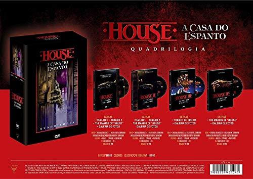 House - A Casa do Espanto - Quadrilogia Completa