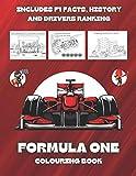 Formula One Colouring Book: Moto...