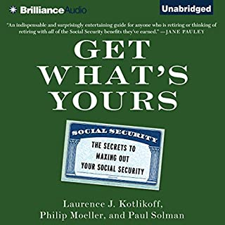 Get What's Yours audiobook cover art