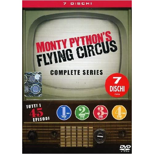 Monty Python's - Flying circus(complete series)