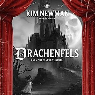 Drachenfels audiobook cover art