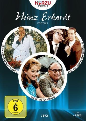 Hörzu präsentiert Heinz Erhardt - Edition 2 [3 DVDs]