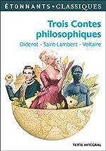 Trois contes philosophiques de Dominique Lanni