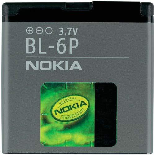 Nokia - Bateria Original Nokia BL-6P / BL-6P Para Nokia 6500c, 7900 Crystal Prism, 7900 Prism / 830 mAh