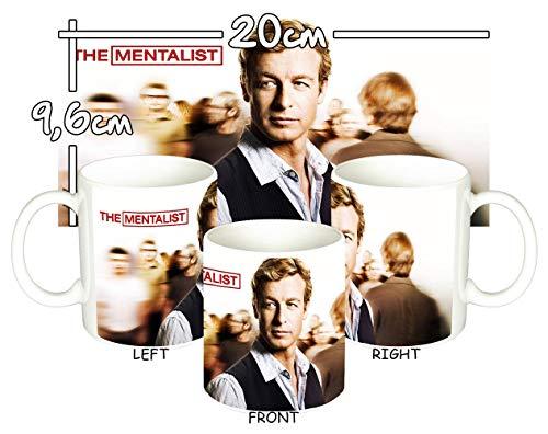The Mentalist Simon Baker Tasse Mug