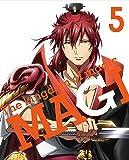 マギ The kingdom of magic 5(完全生産限定版) [Blu-ray]
