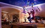 1000 Piezas Puzzle - La Magia De La Infancia - Rompecabezas Para Niños Adultos Juego Creativo Rompecabezas Navidad Decoración Del Hogar Regalo