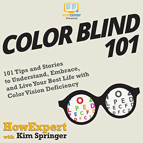 Color Blind 101  By  cover art
