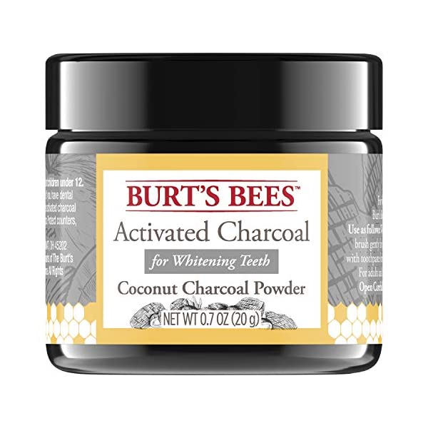 Burts Bees Activated Coconut Powder For Whitening