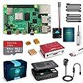 LABISTS Raspberry Pi 4 Complete Starter Kit with Pi 4 Model…