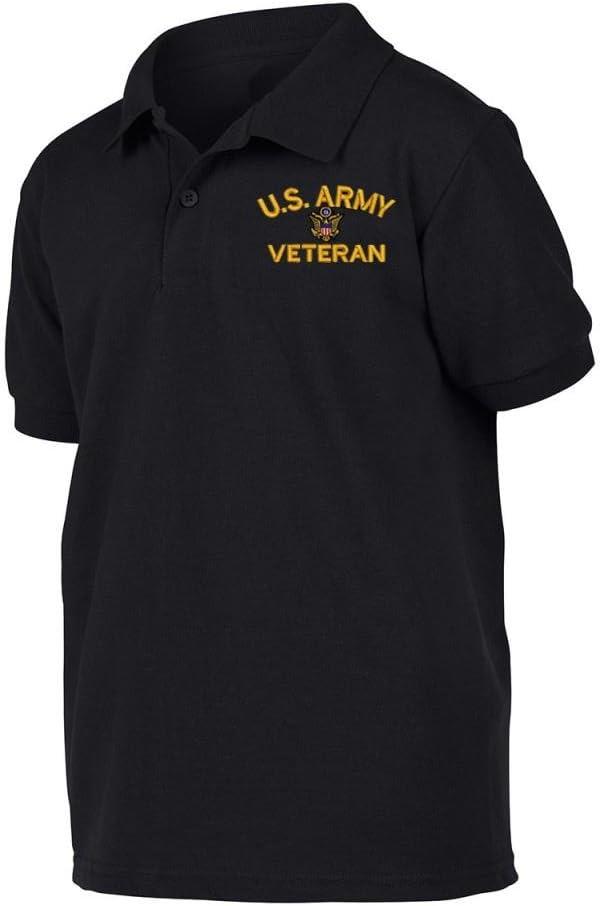 Military Army Brand low-pricing Cheap Sale Venue U.S. Polo Shirt Veteran