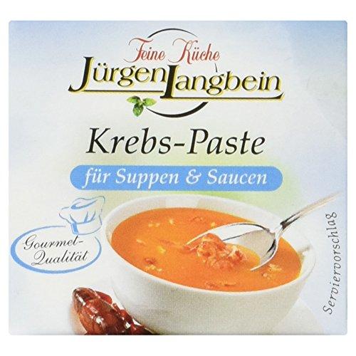 Jürgen Langbein Krebs-Paste, 10er Pack (10 x 50 g)