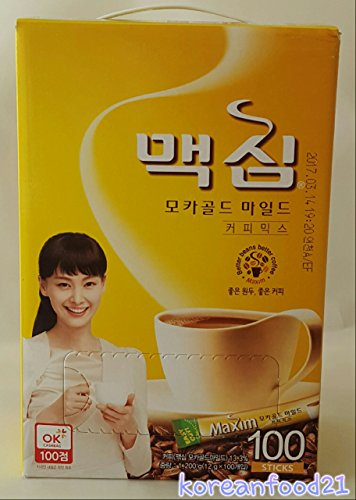 Maxim Mocha Coffee Mix Instant