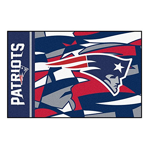 NFL New England Patriots NFL - New England Patriotsstarter Mat, Team Color, One Sized